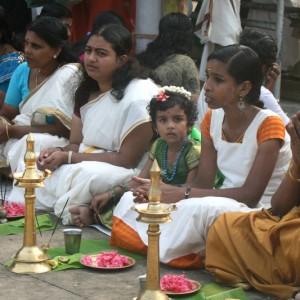 Święto hinduistyczne w Udiyankulangara