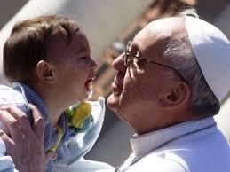 papież dziecko