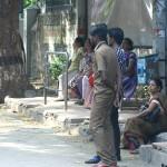 Przystanek w Chennai