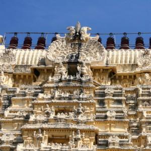 Świątynia w Kanchipuram